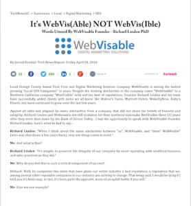 WebVisable-SEO-digital-marketing-Website-Design-Orange-County-Richard-Linden-interview